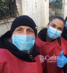 Ischia, sorrisi e volontariato