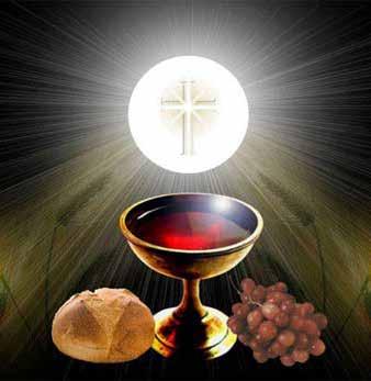 Eucarestia, Corpo e Sangue di Cristo