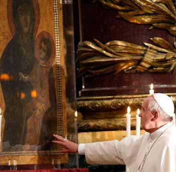 Papa Francesco: La lettera ai fedeli e le due preghiere per il mese di maggio