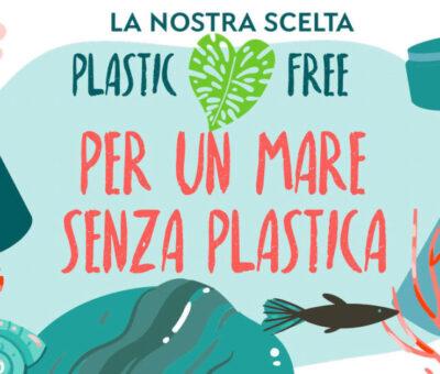 per un mare senza plastica