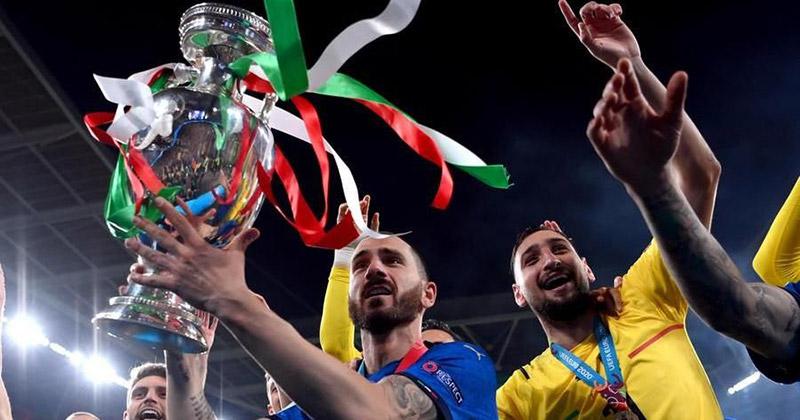 italia vince europei